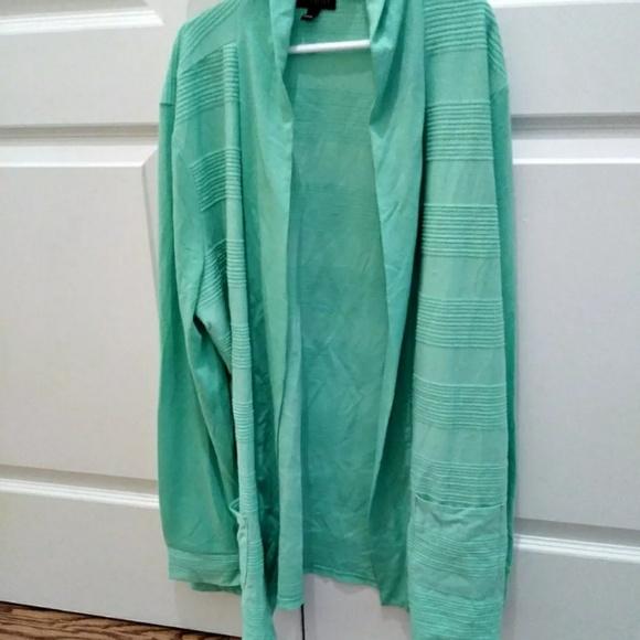 Talbots Sweaters - Talbots womans wrap around sweater sz M